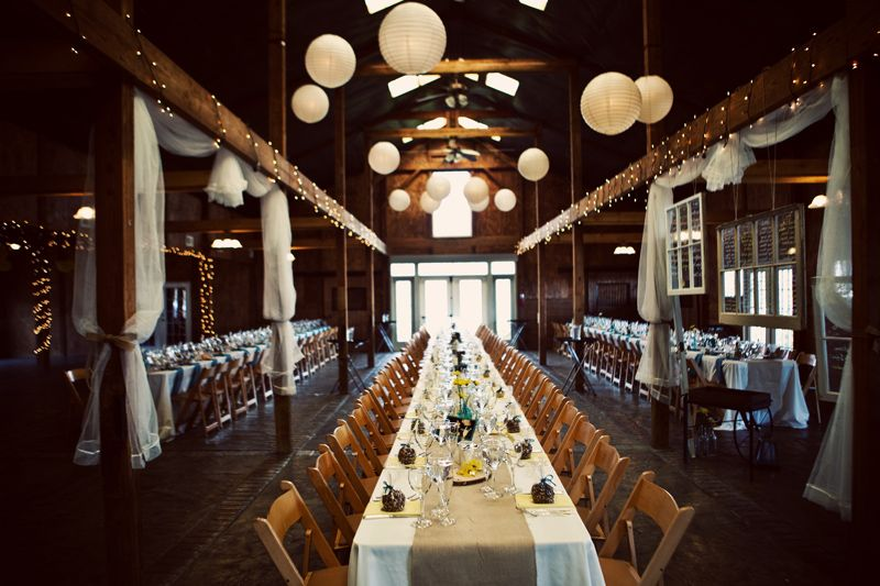 burlap and white tablecloth - Google Image Result for http://www.unitedwithlove.com/wp-content/uploads/2011/04/Rustic-Virginia-Vineyard-Wedding-Reception-Tables.jpg