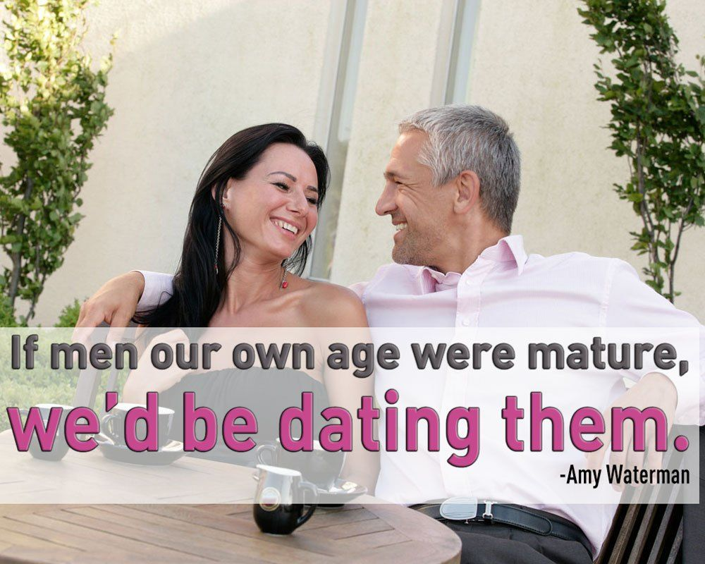 Dating a older man advice