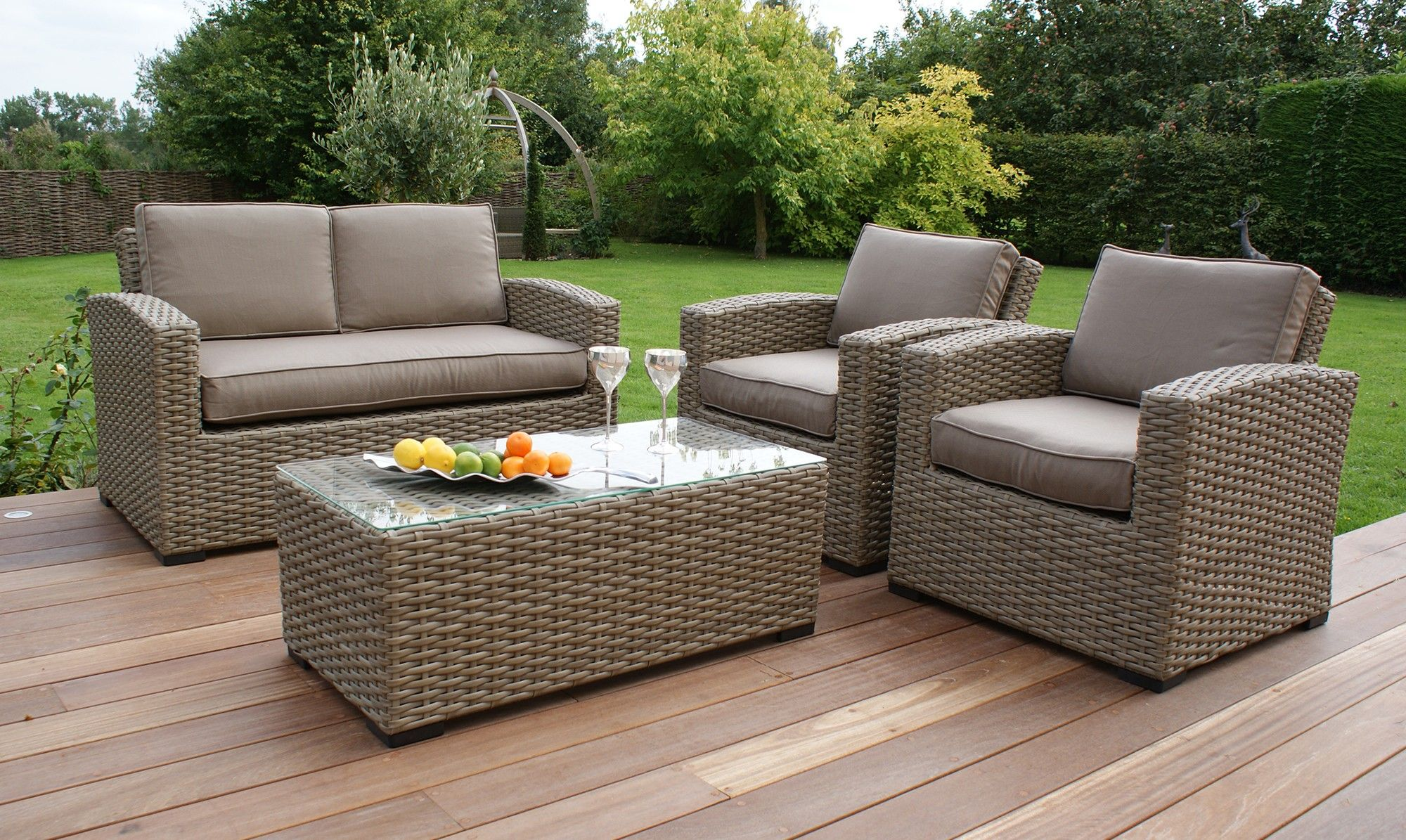 Rattan Outdoor Furniture Something Specific And Precise With