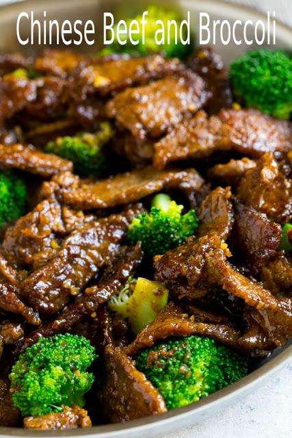Chinese Beef and Broccoli #beefandbroccoli