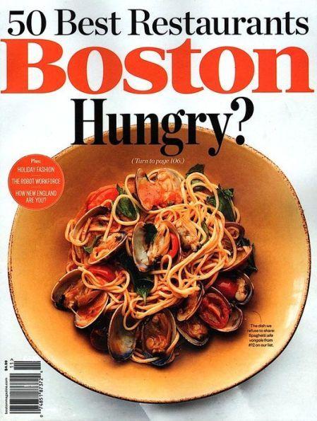 Boston One Year Subscription Restaurants Best Top Food