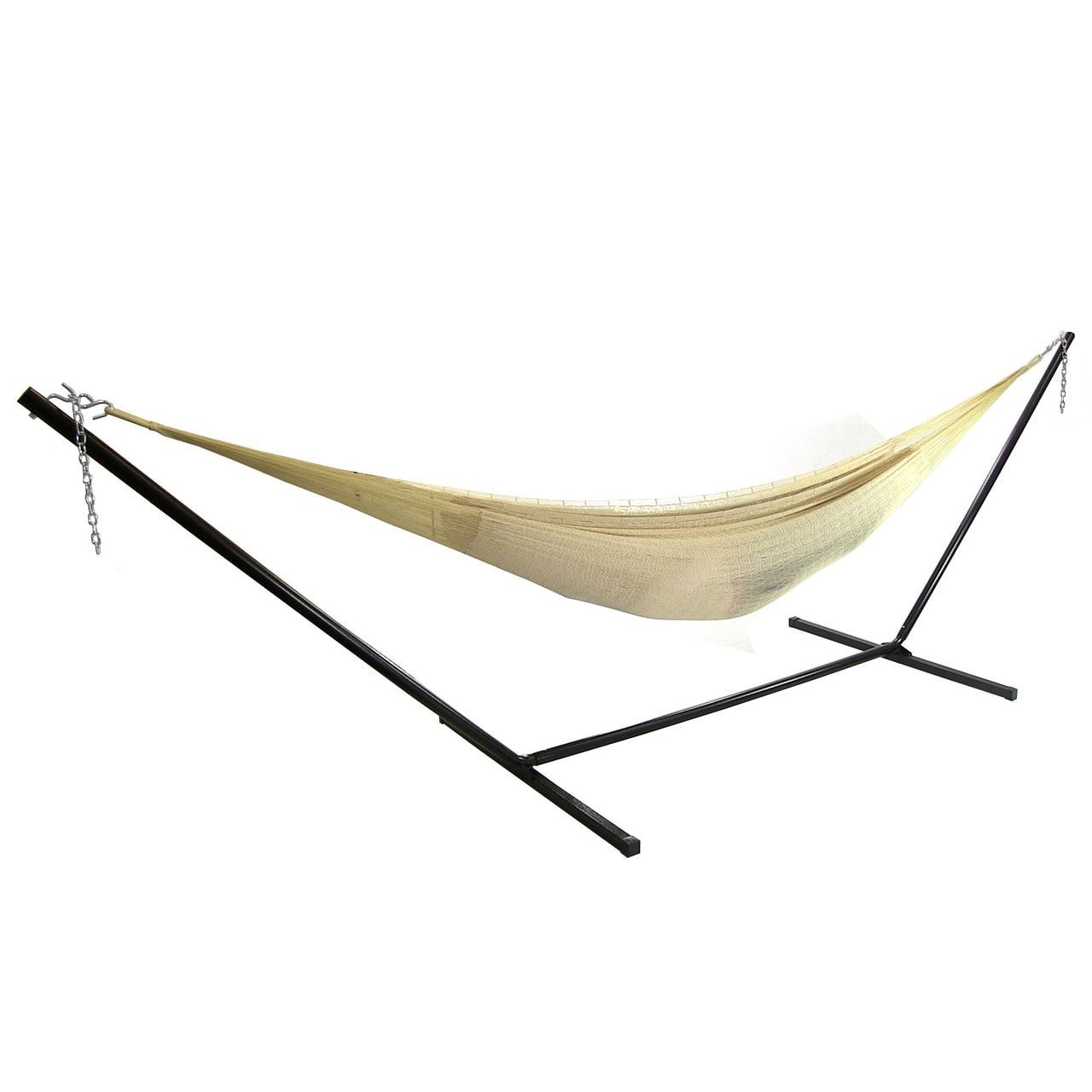 sunnydaze xxl thick cord mayan hammock  hammock only   natural   cotton   sunnydaze decor patio furniture sunnydaze xxl thick cord mayan hammock  hammock only   natural      rh   pinterest