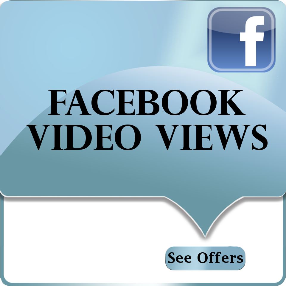 Get Facebook video views 10 Coupon [FTH01] Save your