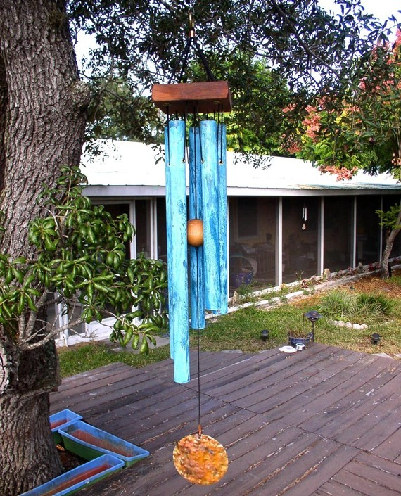 Garden Trees Wooden Outdoor Bech Rooftop Garden Garden: I Absolutely Love This! The Sound Is So Beautiful...it Is