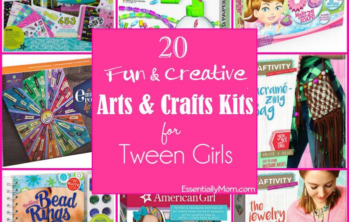 Arts And Crafts Kits For Tweens Art Kits For 10 Year Olds Art Kits