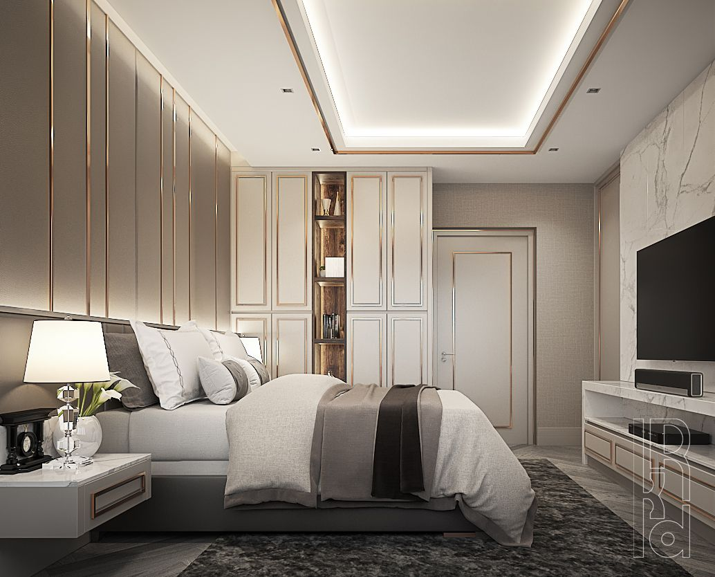 Pin By Ruth On Dormitorios With Images Bedroom False Ceiling