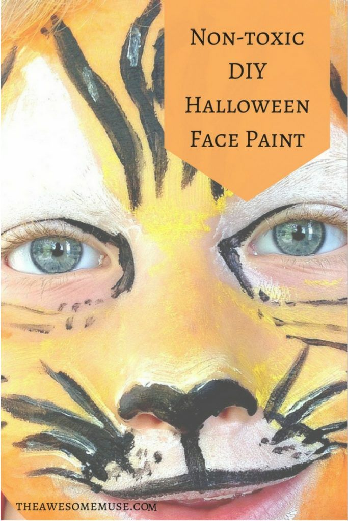 Do it yourself halloween face paint halloween face children s do it yourself halloween face paint the awesome muse solutioingenieria