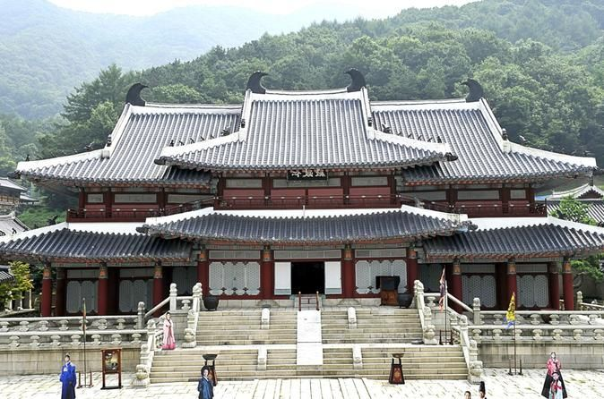 Day Trip To Yongin Mbc Daejanggeum Park And Korean Folk Village From Seoul With This 8 5 Hour Small Group Tour You Will Visit A Korean Historical Drama Locatio