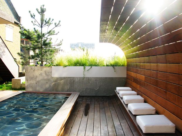 Rooftop Garden | The best rooftop design ideas for your home! See ...