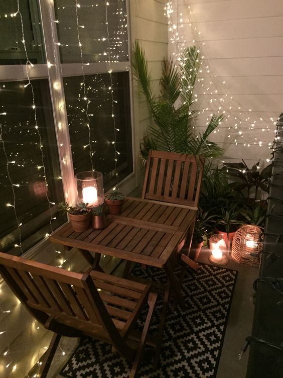 Small Balcony Ideas To Make Your Apartment Look Great