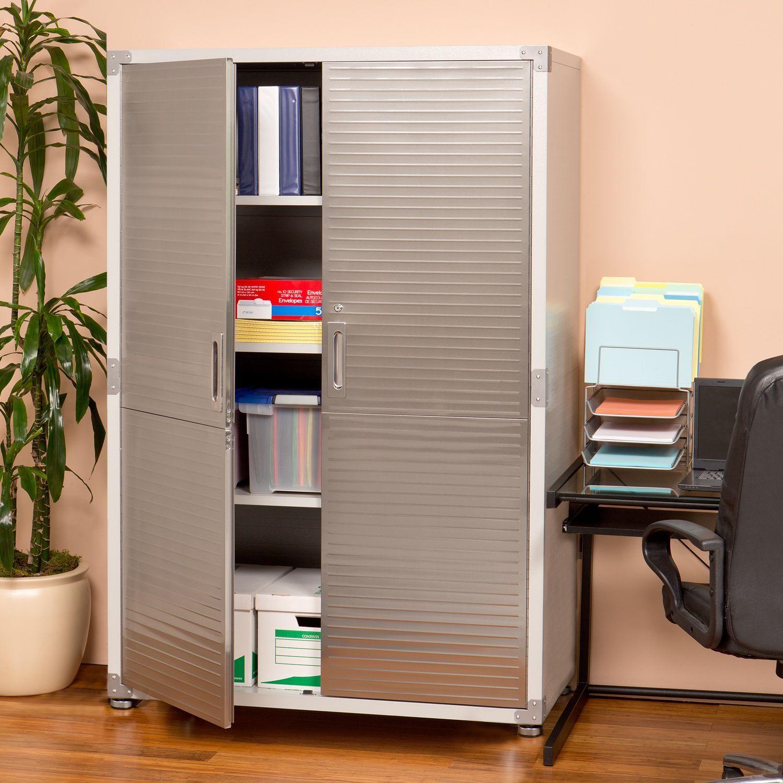 Seville Classics UltraHD Mega Storage Cabinet | Storage cabinets ...