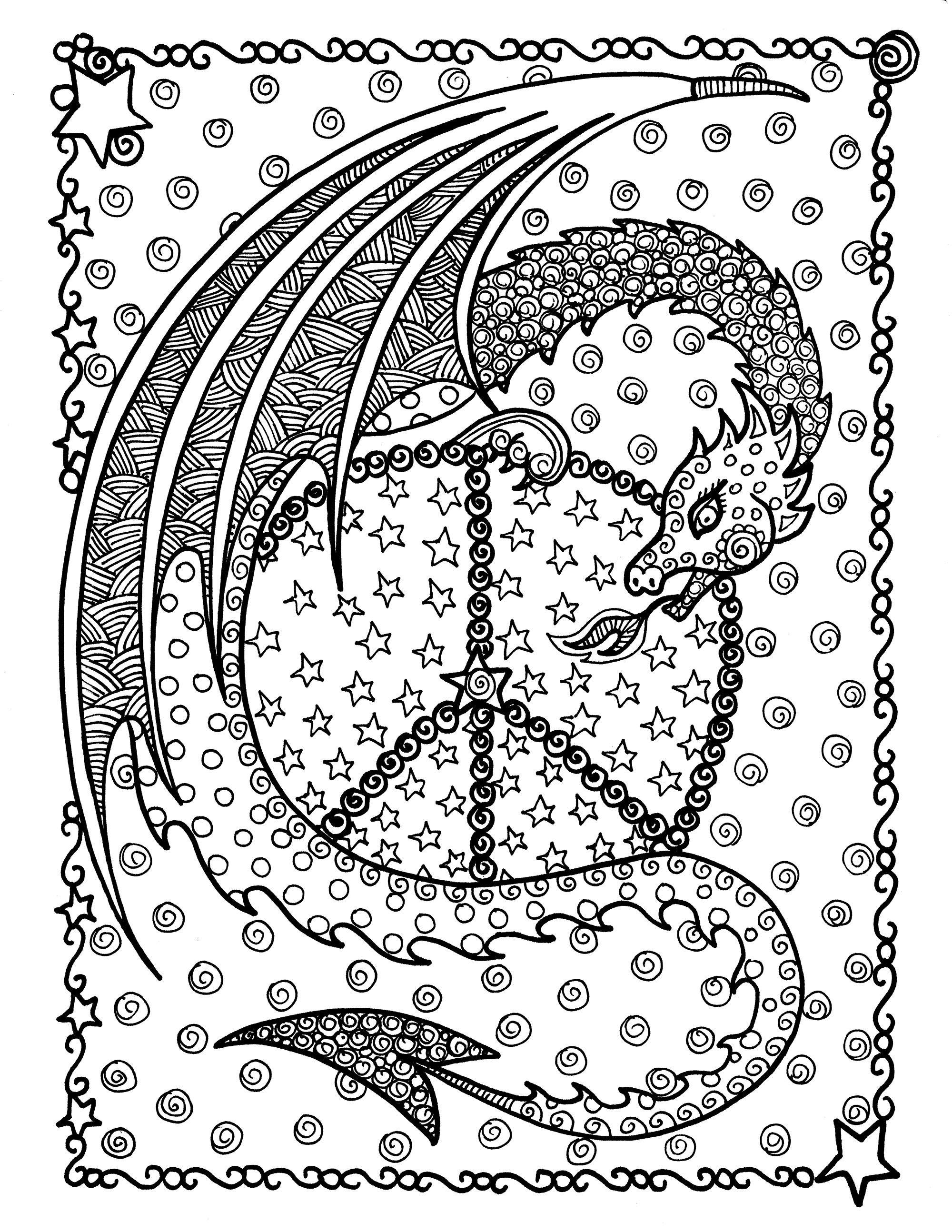 Peace dragonFrom the gallery : Myths & LegendsArtist : Deborah