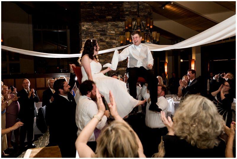 Jewish Hora dance; Scottsdale Wedding Photos at McCormick Ranch Golf Club