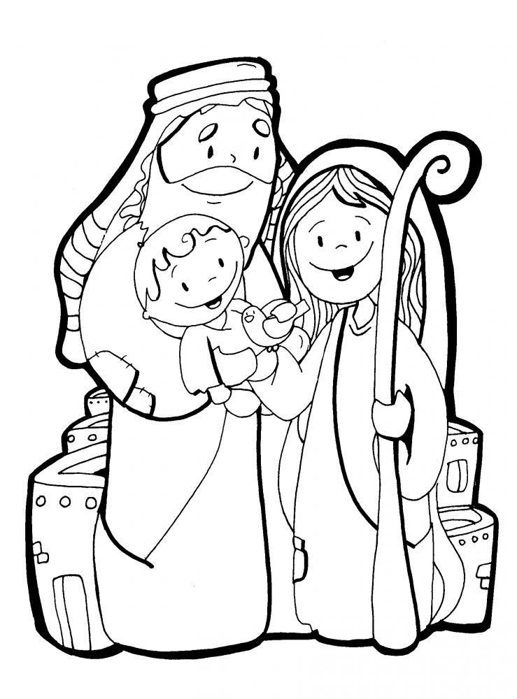 Dibujos De Fano Para Colorear Diocesis De Malaga Portal De La Ig Dibujos Navidenos Para Ninos Dibujo Navidad Para Colorear Paginas Para Colorear De Navidad