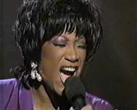 Patti Labelle - Then My Living Will Not Be In Vain - YouTube