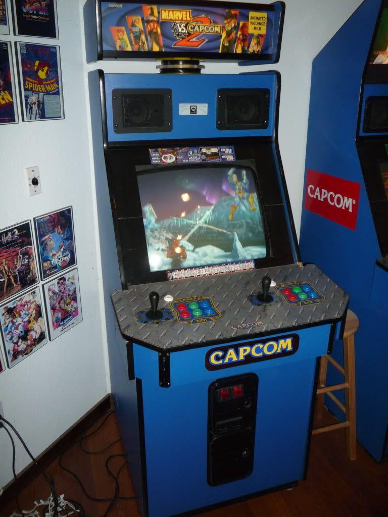 Third Strike Arcade Cabinet | Bar Cabinet