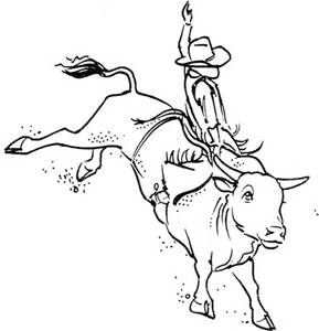 10 Cute Bull Coloring Pages For Your Toddler | 300x289