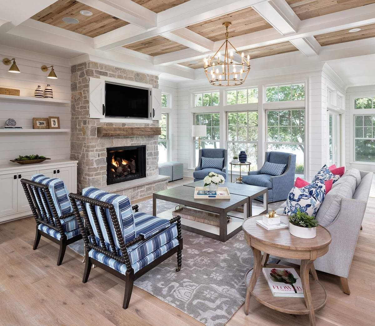 15 Beautiful Living Room Lighting Ideas: Beautiful Living Rooms