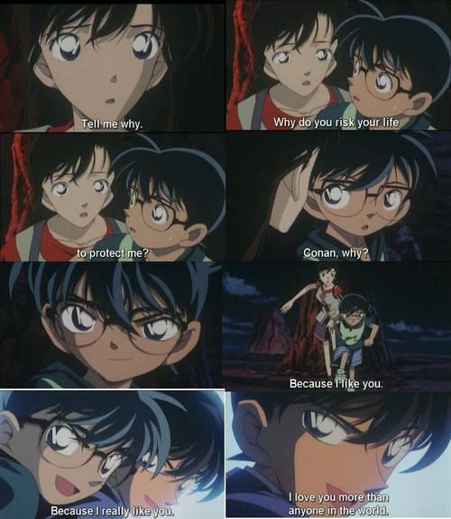 Case Closed Detective Conan Episode One: Shared By ♛ Piyu ♛. Find Images And Videos About Detective