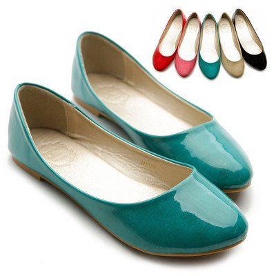 MY MY! Turquoise Flats clearance nicekicks 8QCyOJ94