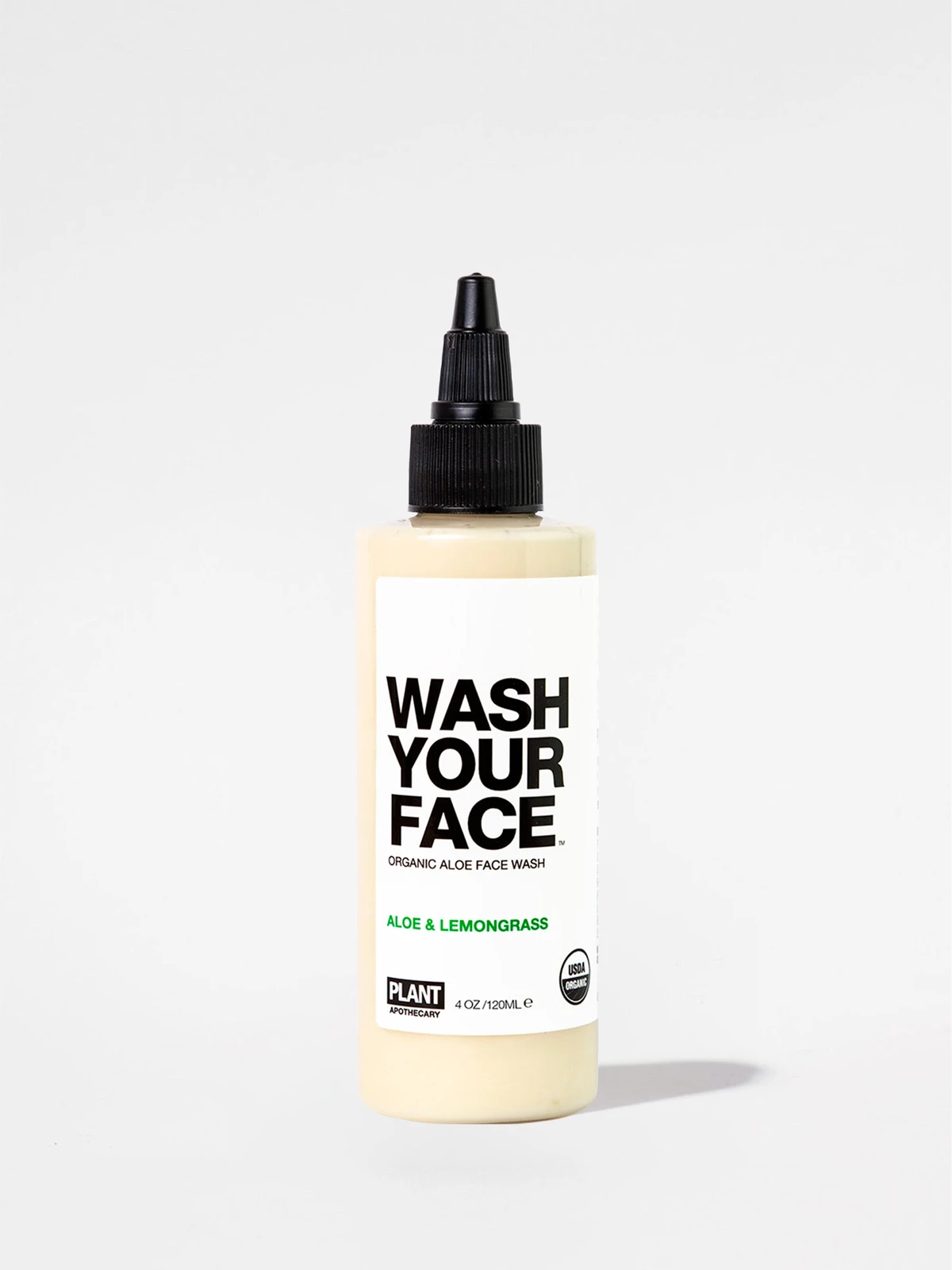 Wash Your Face Organic Aloe Face Wash in 2020 Aloe on