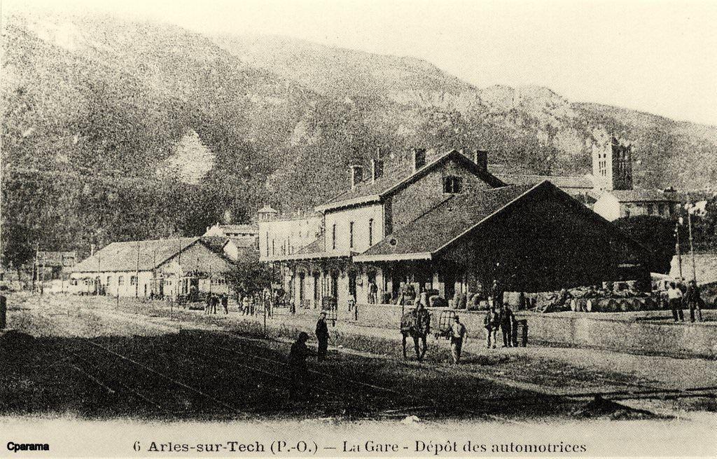 Arles Sur Tech Pyrenees Orientales Pyrenees Orientales Le