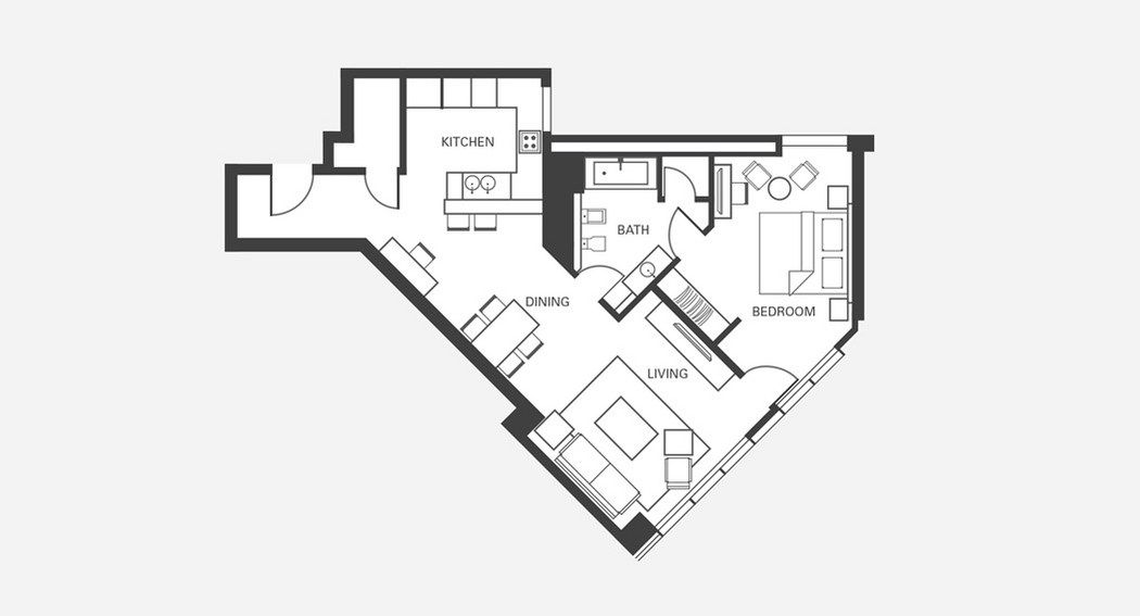 Accommodation in Dubai | Hotel Suites Dubai | Fraser ...