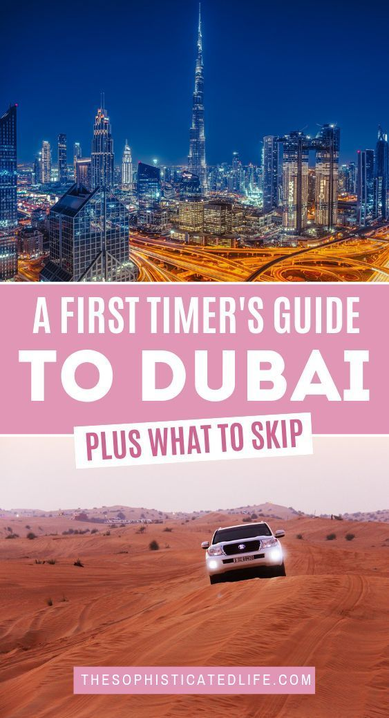 An extensive & popular travel guide for first timer's visiting Dubai & UAE. Travel tips galore on how to dress, where you can drink alcohol, best tourist attractions to visit and ones to skip, what foods to eat and where. Dubai restaurants, Dubai attractions, Dubai hotels, Visit Dubai, Dubai travel #Dubai #UAE #AbuDhabi #travelguide