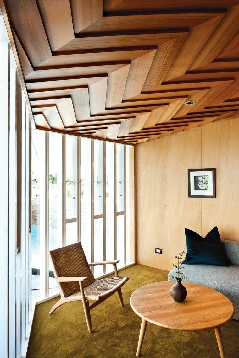 Faux Plafonds Design En 30 Idees Originales Ceiling Design Modern Wooden Ceiling Design False Ceiling Design