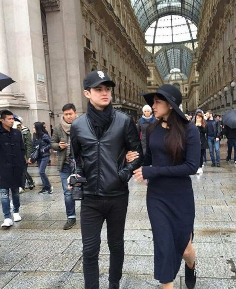JaDine in Milan | James Reid u0026 Nadine Lustre | Pinterest | Milan Nadine lustre and James reid