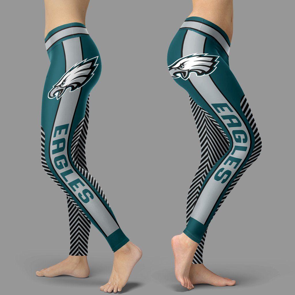 46a7e49b Fashion Gorgeous Fitting Fabulous Philadelphia Eagles Leggings ...