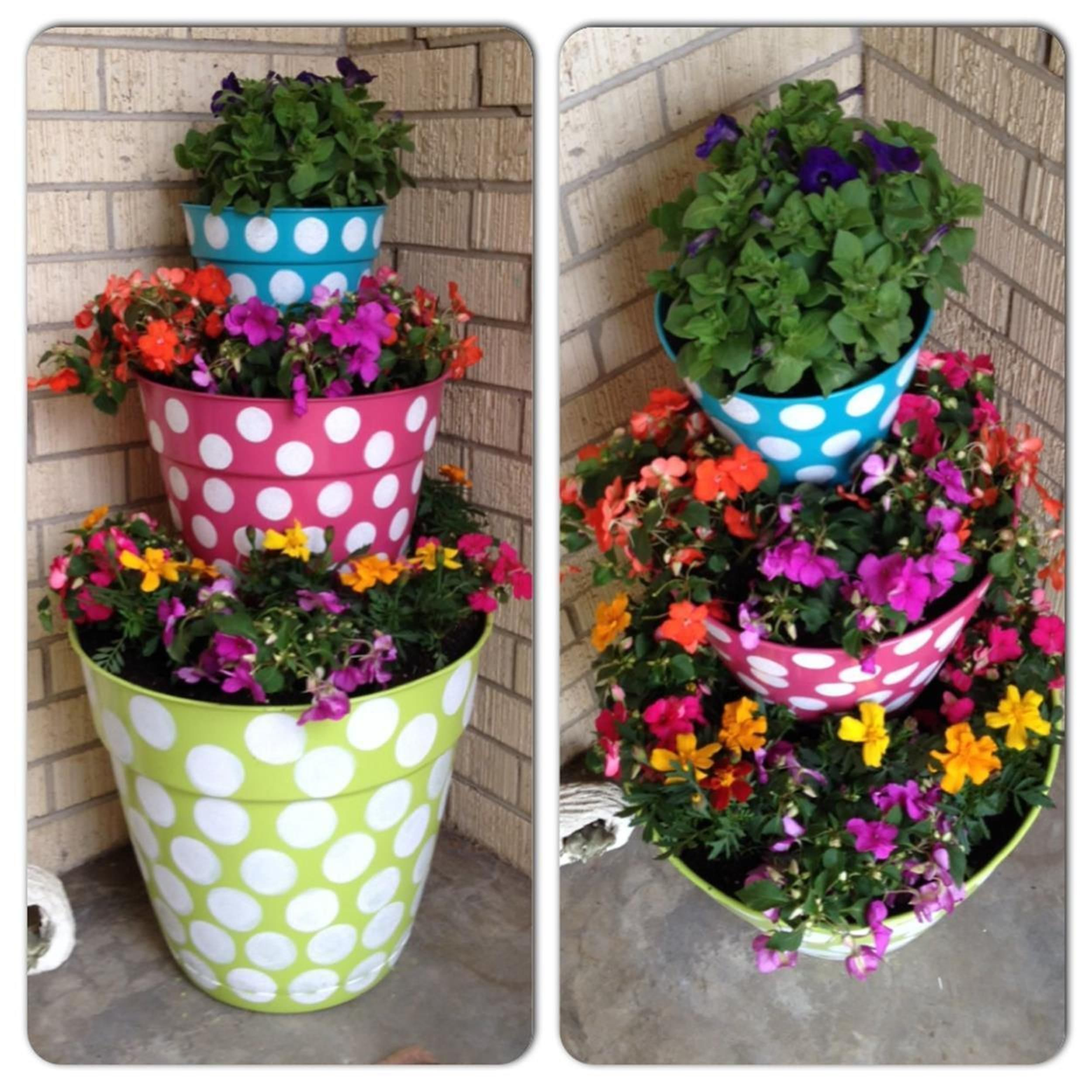 25 simple easy flower pot painting ideas craft home