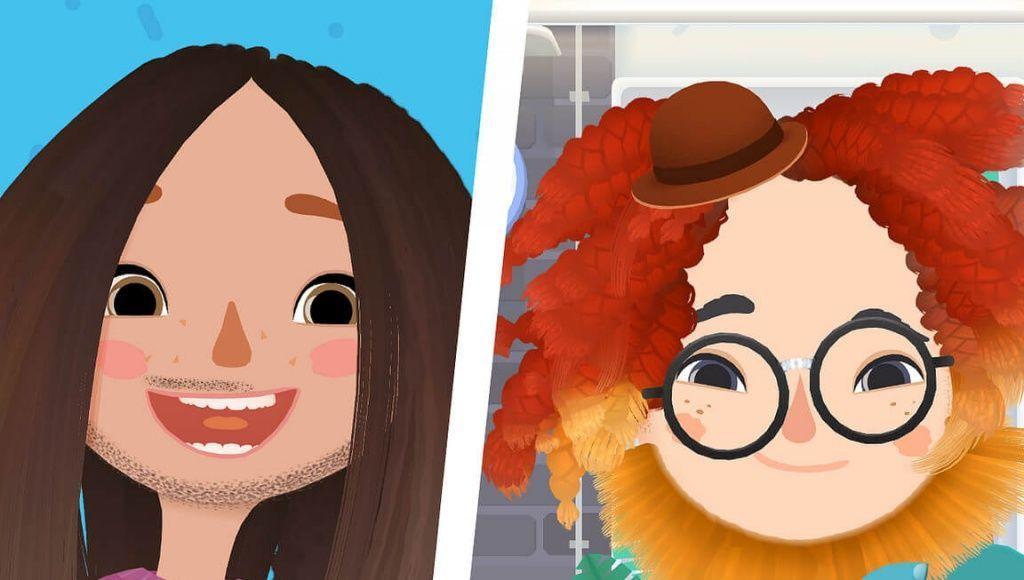 Toca Hair Salon 3 The Power Of Play Toca Boca Hair Salon Hair Game Free Girl Games