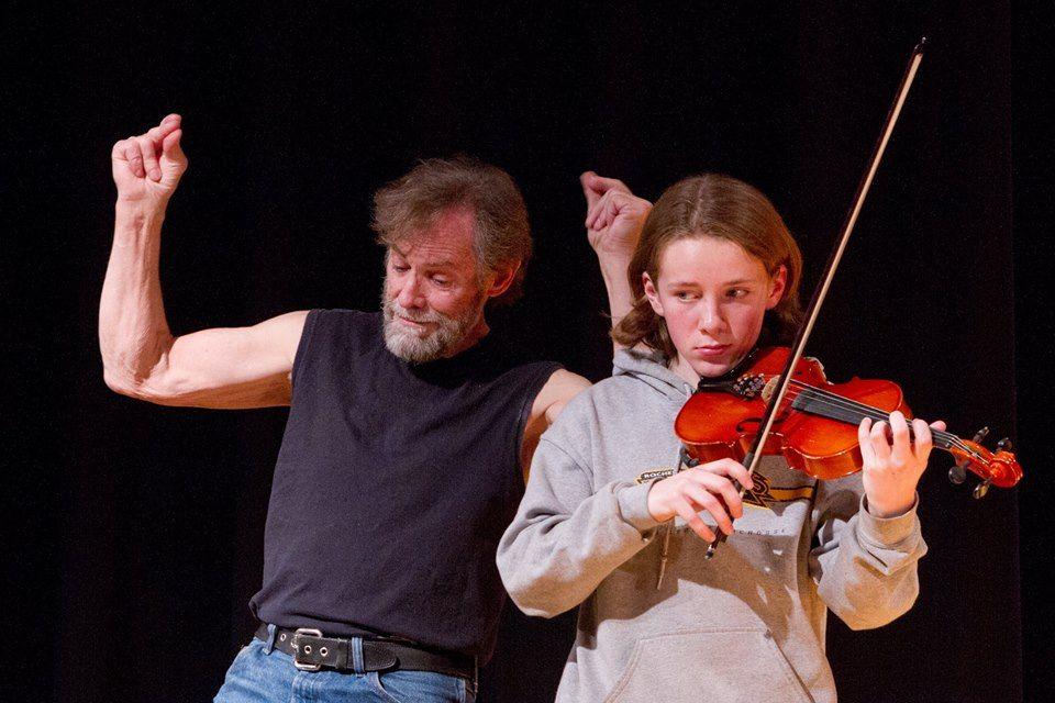 Tevye and the Fiddler Fiddler on the roof, Fiddler