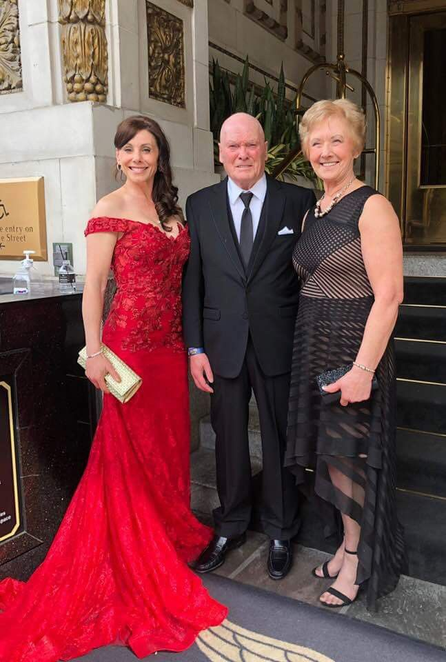 Wanda Goldberg & Her Parents | Wwe couples, Professional