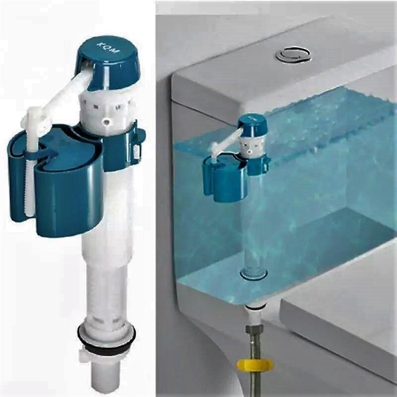 Plastic Toilet Cistern Flush Valve Push Button Dual Flush Syphon Fill Valve Unbranded Toilet Cistern Fill Valve Traditional Toilets