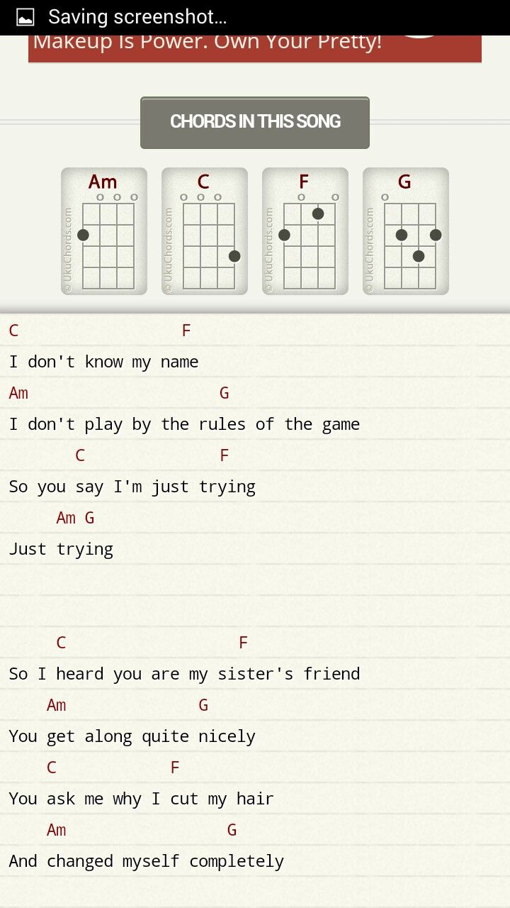 Pin by Gabriella K on Uke  Ukulele chords songs, Ukulele songs