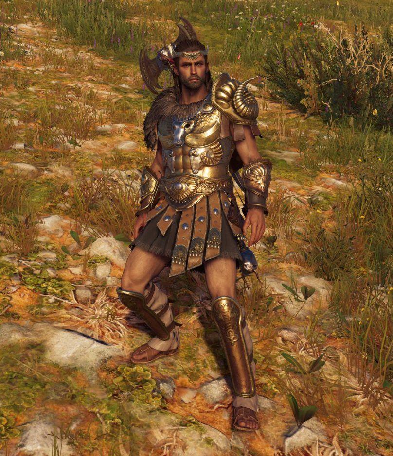 Image result for Greek Hero Set