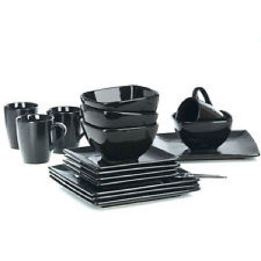 Ethos Diffusion Black Dinner Set Square Plates Bowls Mugs Cups New Dinnerware  sc 1 st  Pinterest & Franklin Sports MLB Electronic Pitching Machine | Black dinner ...