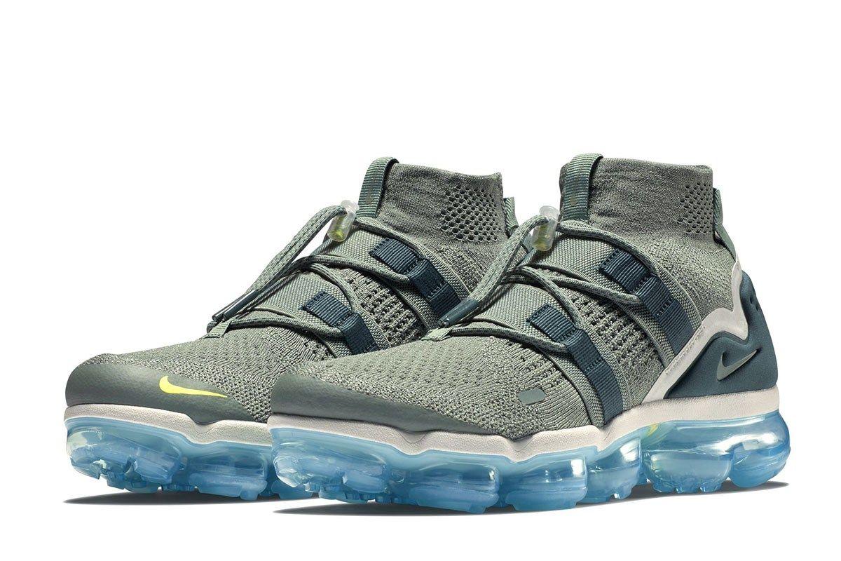 4b1d87487c4 Nike Air VaporMax Flyknit Utility  Two Colorway Preview - EU Kicks  Sneaker  Magazine