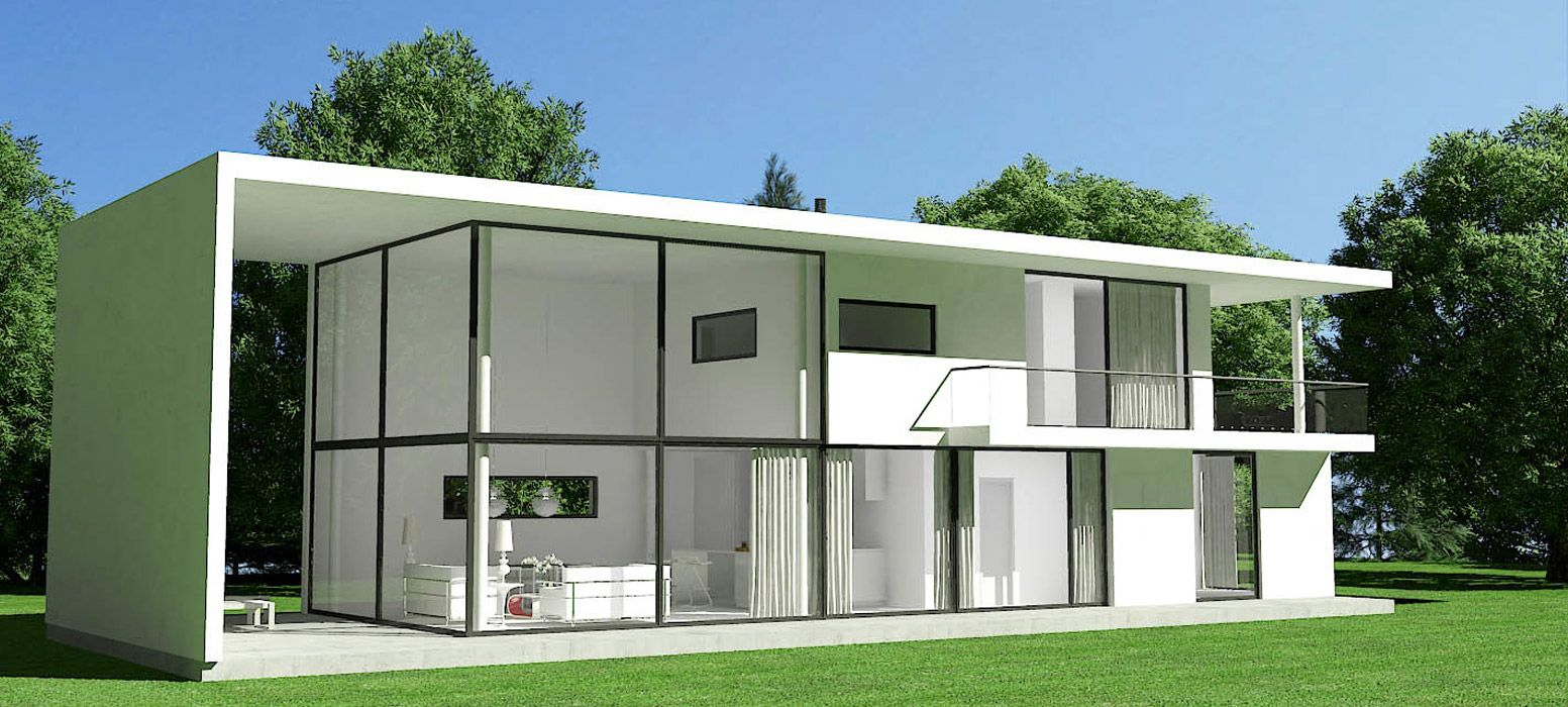 Casas prefabricadas de dise o viviendas modulares - Casa prefabricadas modulares ...