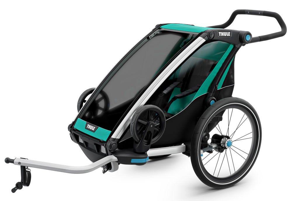 Thule Chariot Lite 1 Kinderanhanger 2020 Fahrrad Xxl Kinder