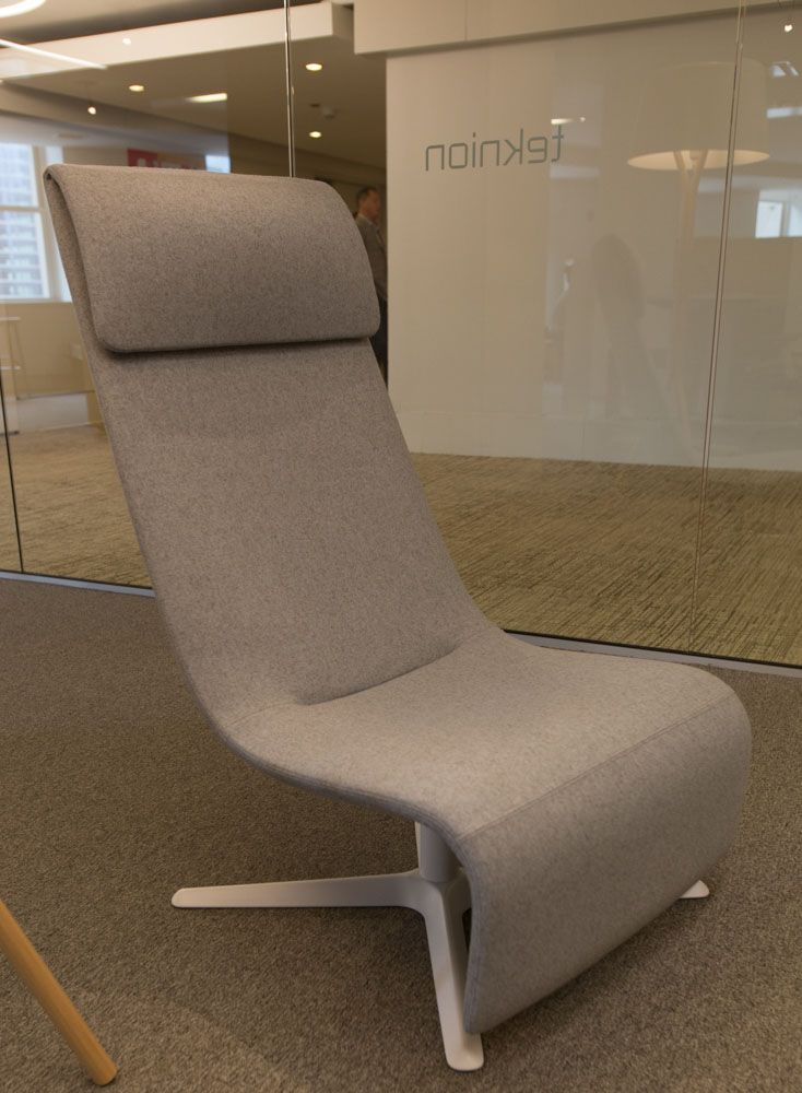Teknion Zones Solo Lounge Chair Chair Furniture