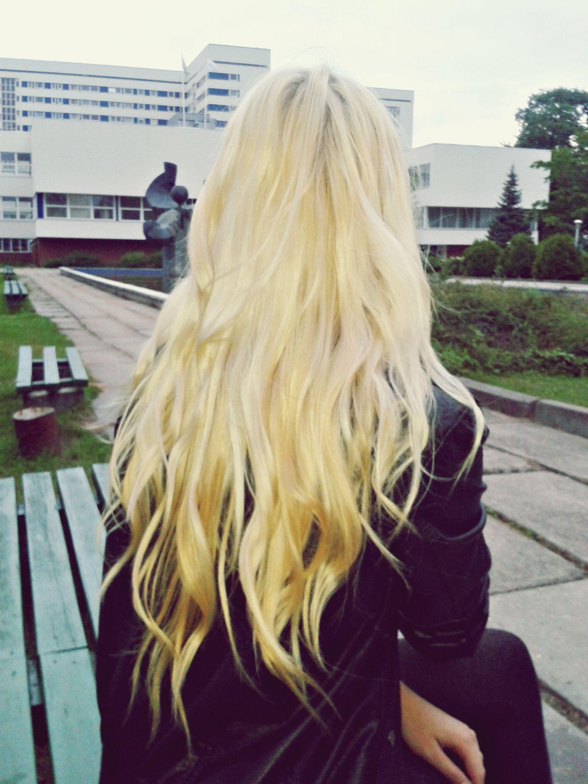 miss my long hair ;s <3 summer 2013, Riga, Latvia