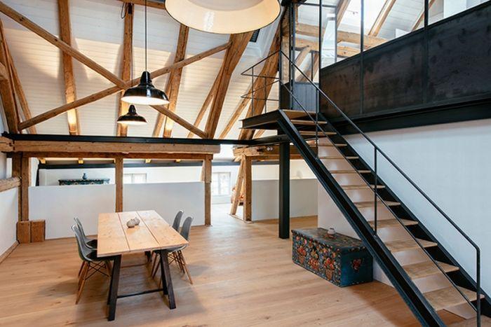 renovierung eines bauernhauses in moorenweis umgebaute scheune. Black Bedroom Furniture Sets. Home Design Ideas
