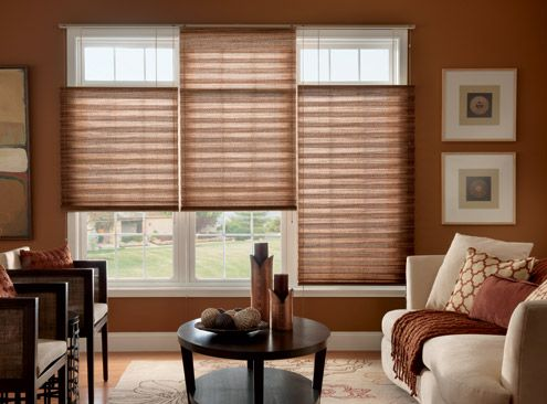 Bali Blinds And Shades Pleated Shades Living Room Shades Collection Shoreline Color Name