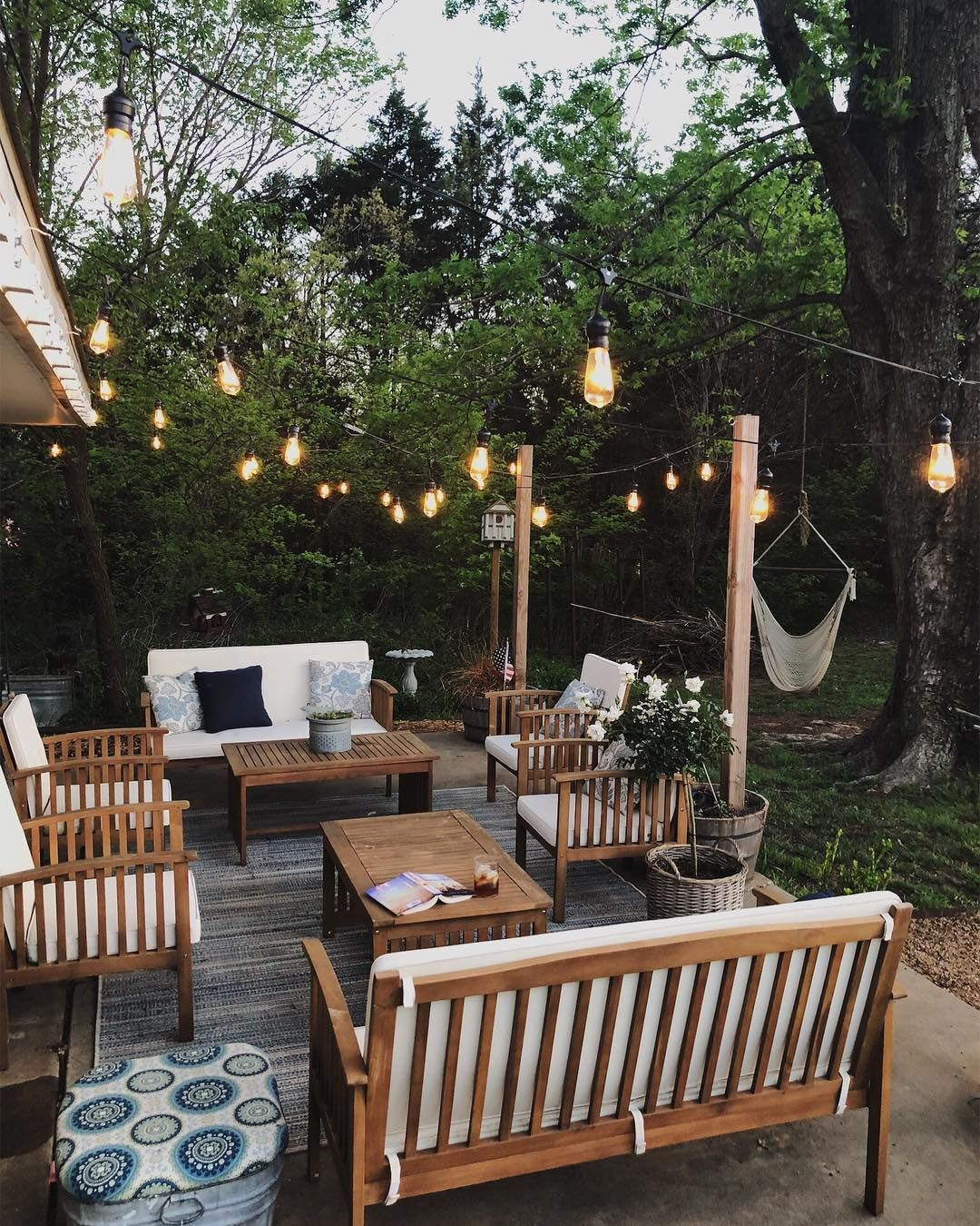 Lighting Ideas For Outdoor Living Southern Comfort