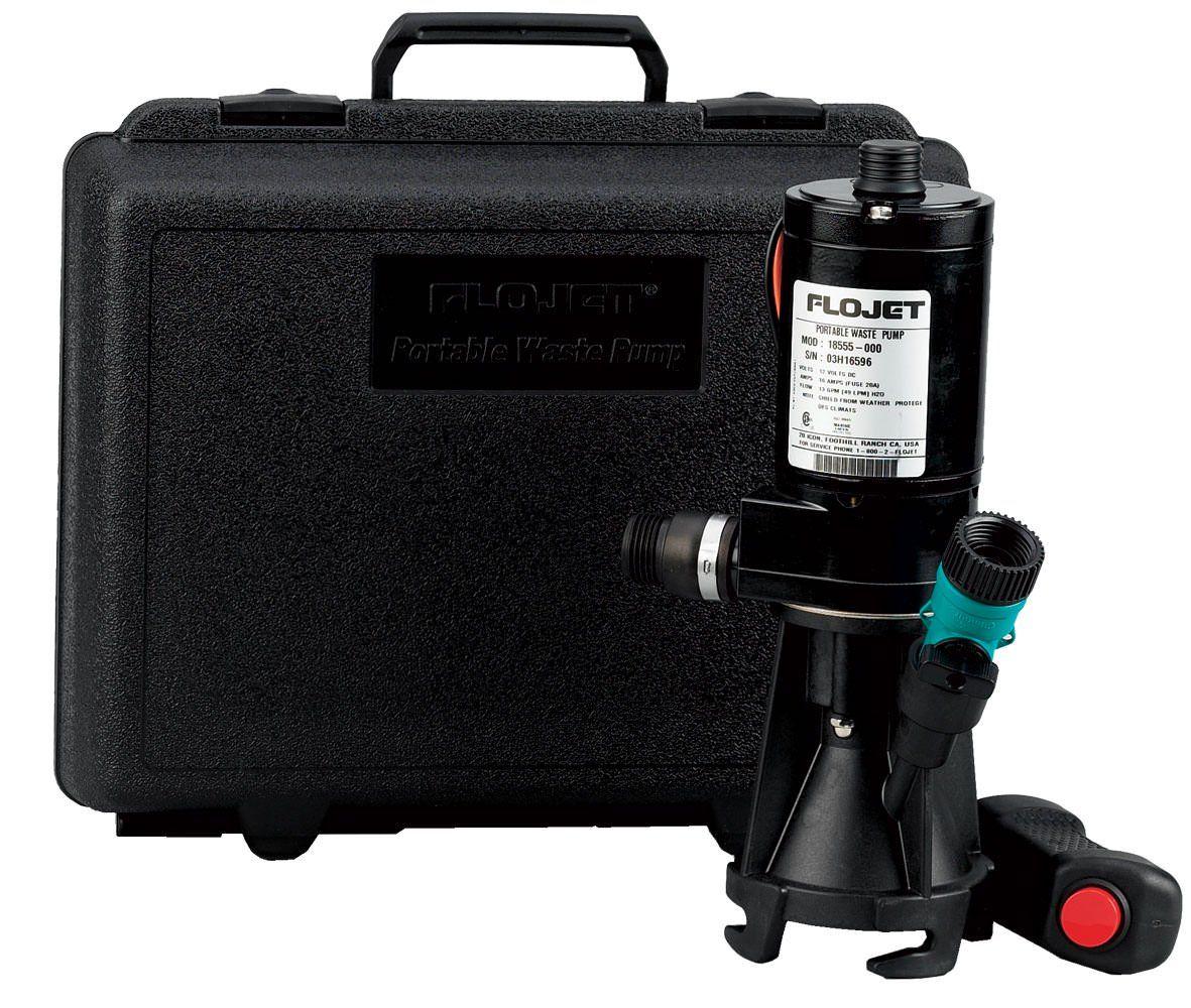 FloJet RV Waste Pump Kit Pumps, Camping world, Camping