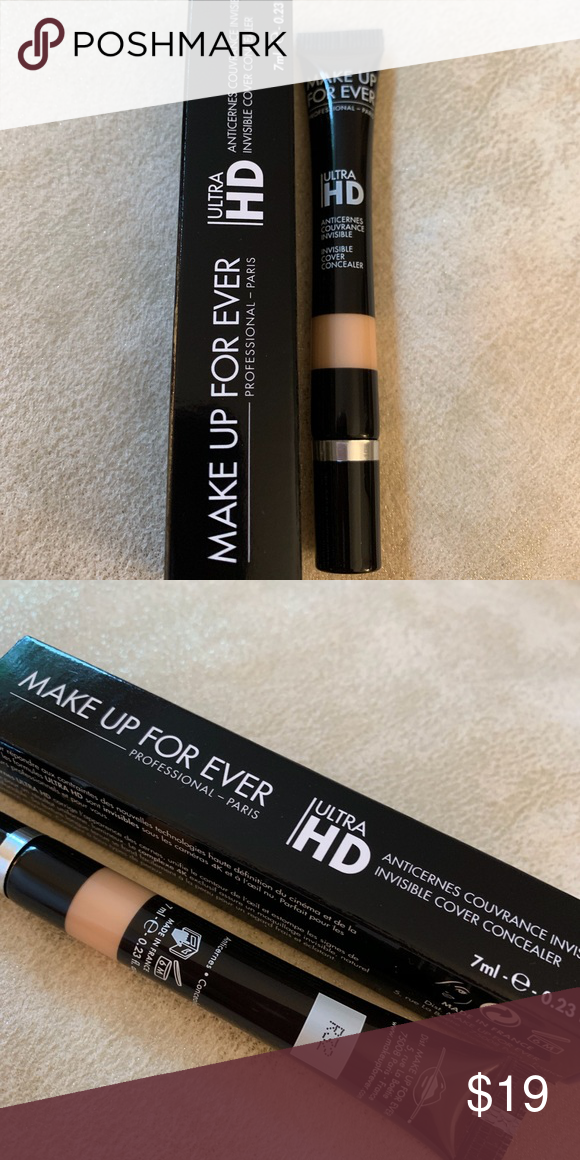 Makeup for ever Ultra HD concealer NWT (With images