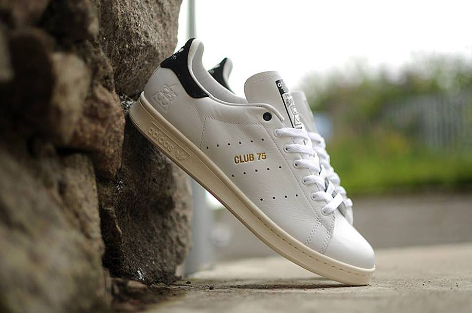 size 40 37fed 86525 adidas Originals Stan Smith x CLUB 75 - EU Kicks  Sneaker Magazine
